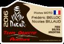 Dakar 2016… Fredo et Nico s'engagent