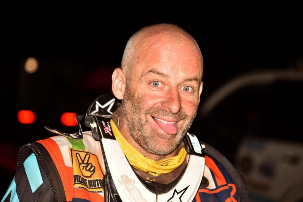 Dakar 2016 - Nicolas Billaud N°85 - Stage 10