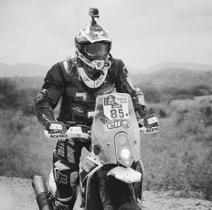 Dakar 2016 - Nicolas Billaud N°85 - Stage 08